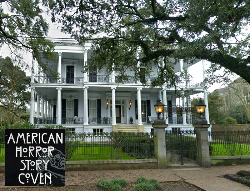 AHS Coven Buckner Mansion 1410 Jackson