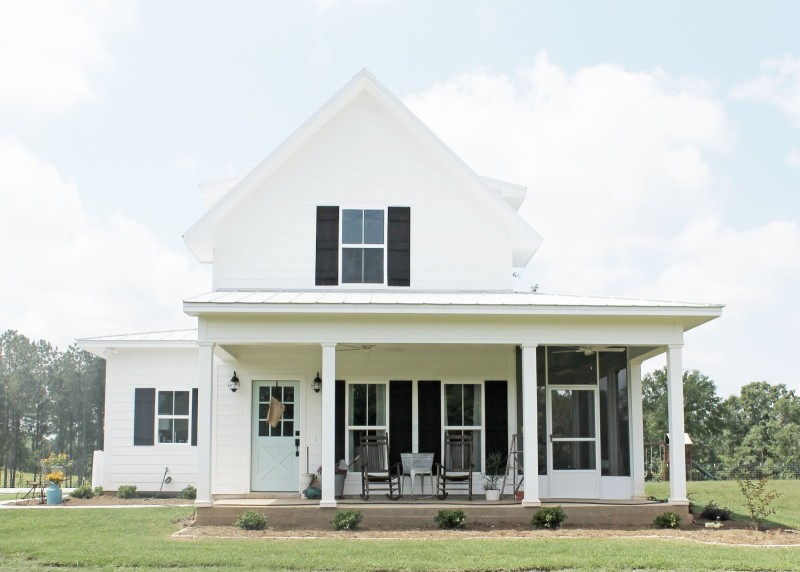 Brittany York's Sugarberry Farmhouse in Louisiana | Hooked on Houses ...