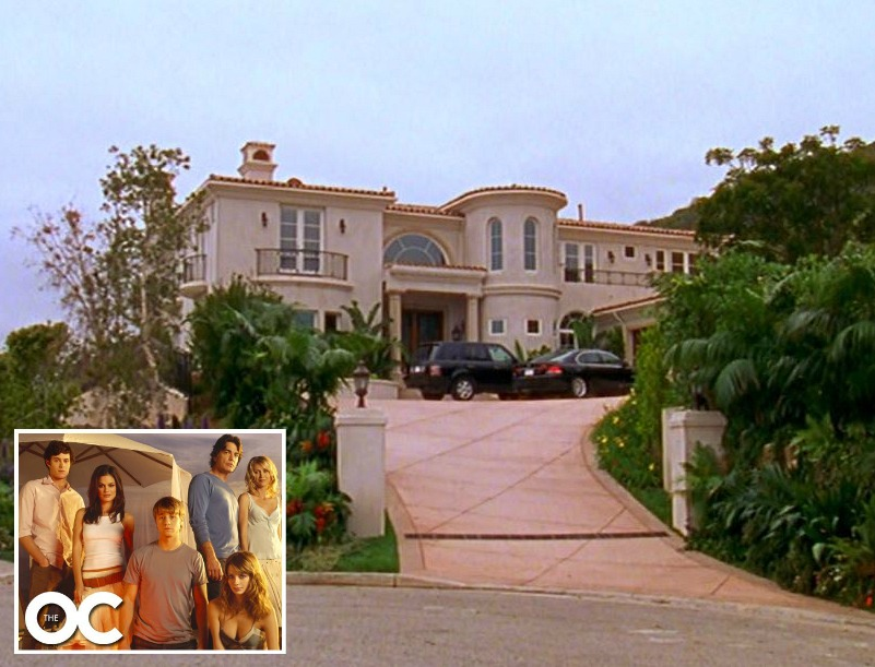 Cohen House from TV show The O.C