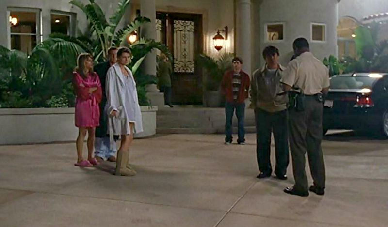 Cohen family house on The O.C