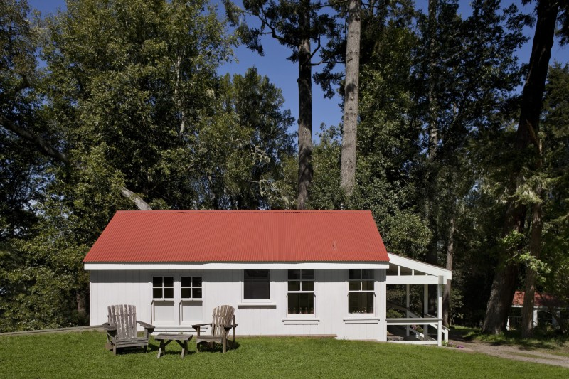 Inverness Family Camp Bath House