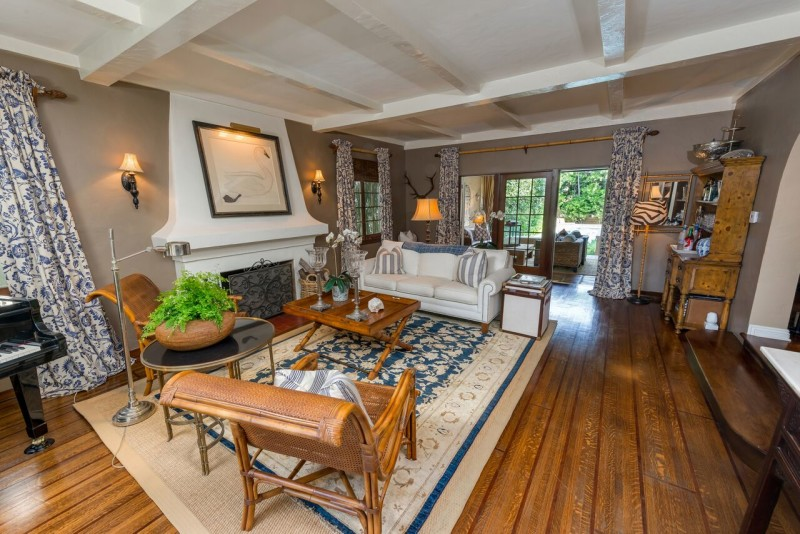 An Updated Spanish Style Home For Sale In San Marino