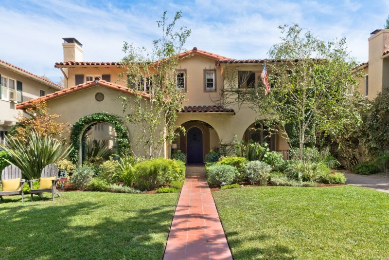 Spanish home for sale San Marino CA
