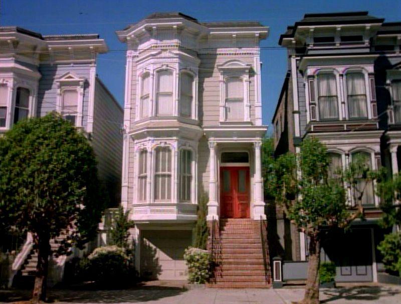 Tanner family Victorian 1882 Girard San Francisco Full House