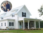The York Family's Sugarberry Cottage Farmhouse Louisiana