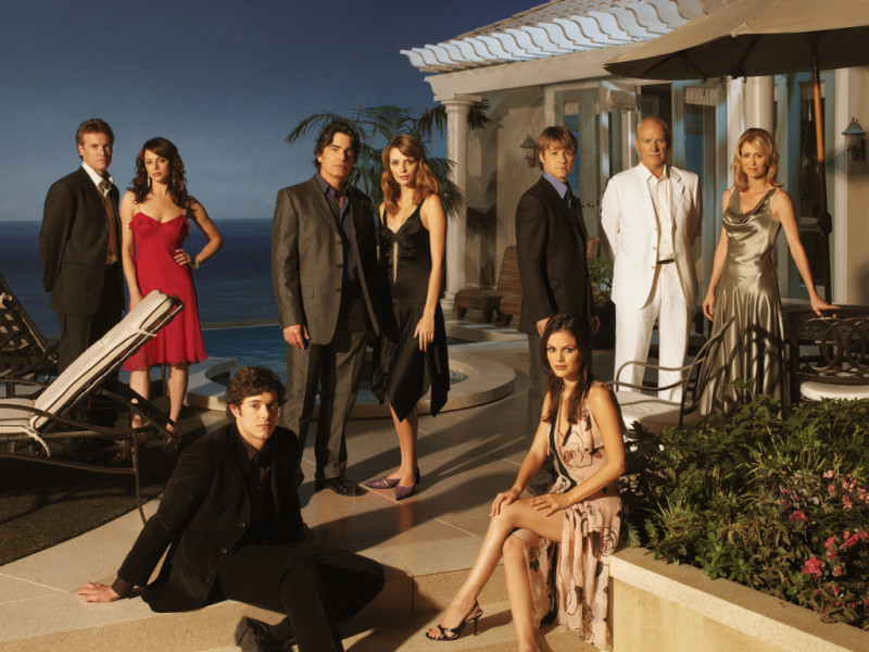 cast of The O.C.