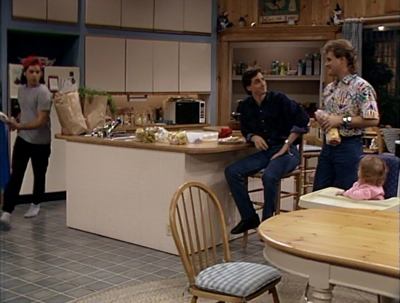 first season kitchen set Full House