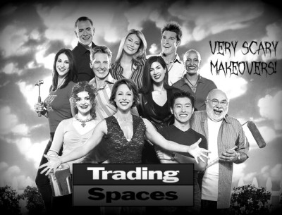 "6 of the Scariest ""Trading Spaces"" Makeovers"