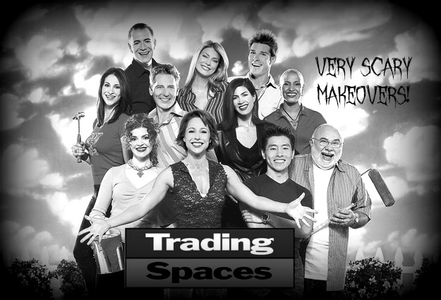 6 of the scariest trading spaces makeovers