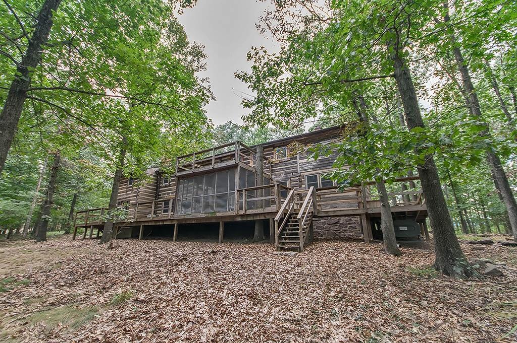 A Civil War Era Log Home For Sale In West Virginia