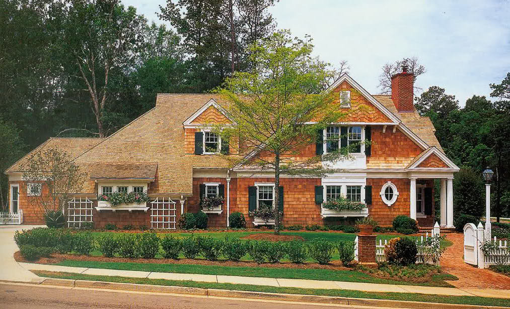 The original life magazine dream house for sale in georgia for Dream homes magazine