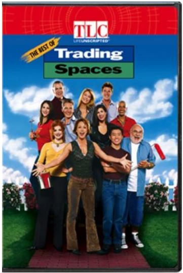 The Best of Trading Spaces DVD