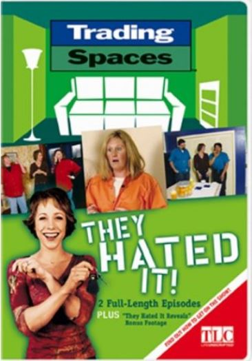 Trading Spaces They Hated It DVD