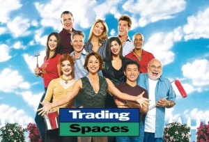 paige davis and cast of trading spaces on tlc