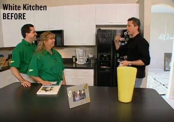 Celebrity kitchen photos