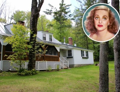 Bette Davis and Her Beloved Butternut Farm in New Hampshire