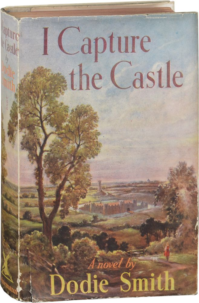 I Capture the Castle by author Dodie Smith