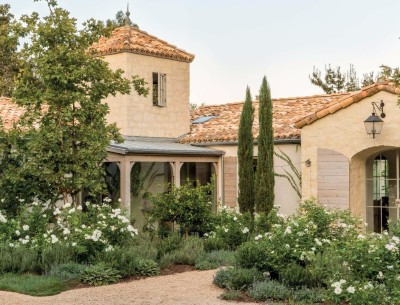 Steve & Brooke Giannetti's Patina Farm in Ojai