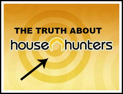 The Truth About House Hunters on HGTV