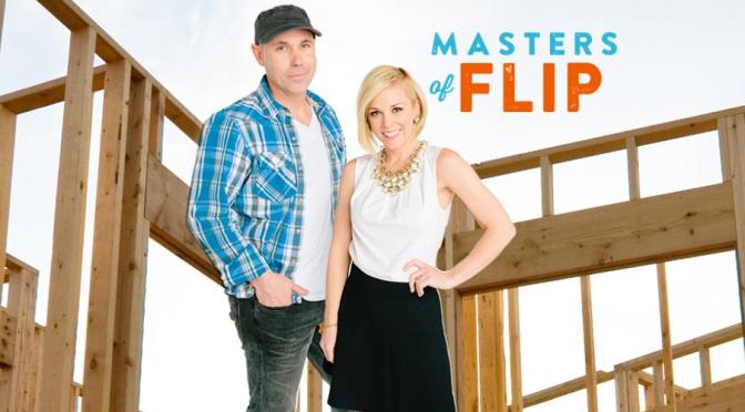 Masters of Flip on HGTV