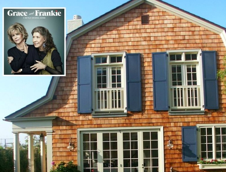 Real Grace and Frankie House Broad Beach Giannetti Architect