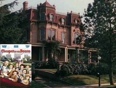 Classic Cheaper by the Dozen Movie House