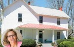 """""""My Old Country House"""" Blogger's Fixed-Up Farmhouse For Sale"""