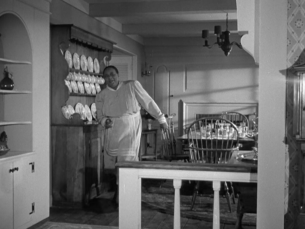 Mr Blandings Dream House Dining Room - Gussie