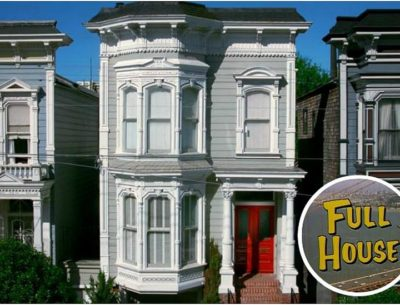 "House News: Guess Who Bought the Famous ""Full House"" Victorian"