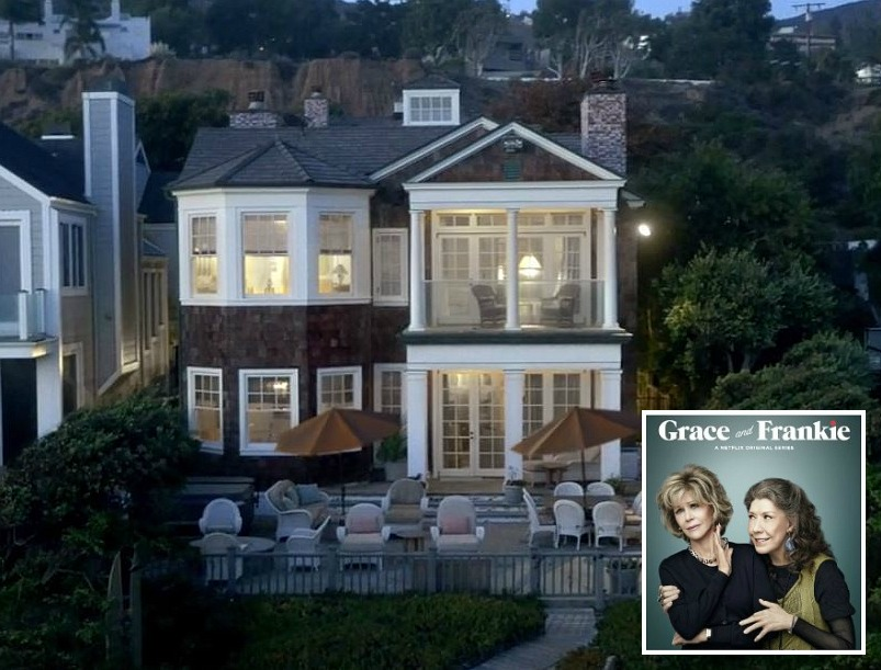 Grace and Frankie Beach House Netflix