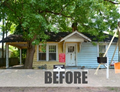 Eyesore No More: An Old Cottage in Atlanta Gets a New Look