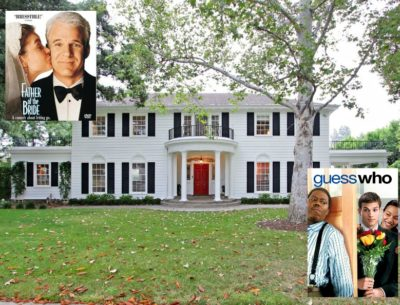 "House Featured in ""Father of the Bride"" and ""Guess Who"" For Sale"