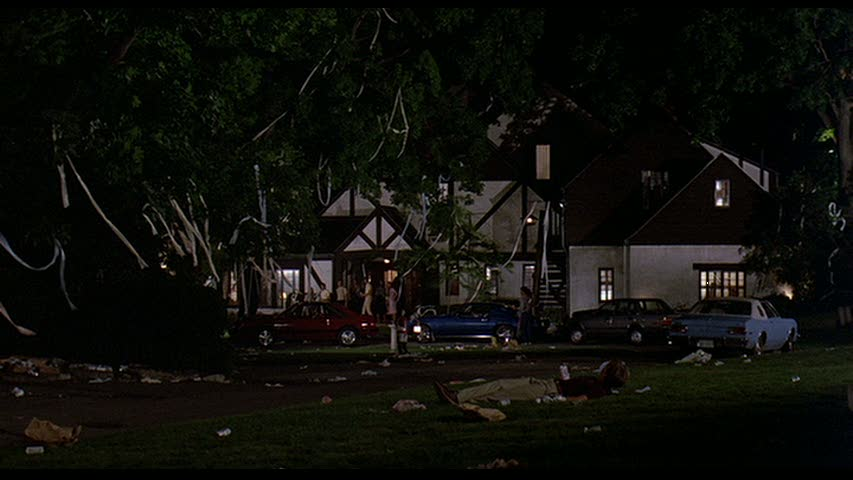Jake Ryan's House Sixteen Candles
