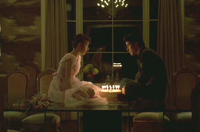 Jake Ryan's House Sixteen Candles Birthday Cake
