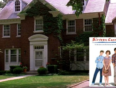 "Molly Ringwald's House from ""Sixteen Candles"" For Sale"