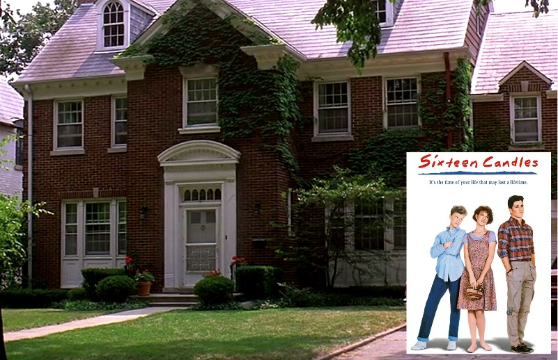 Sixteen Candles House For Sale Evanston