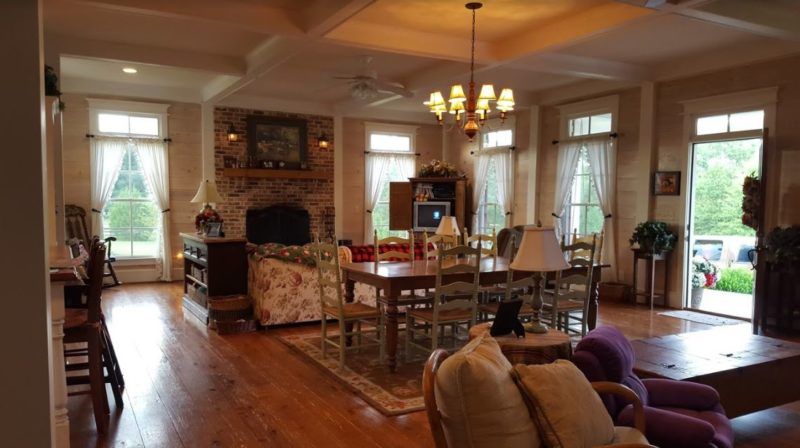Inside The Real Farmhouse From The Movie Quot Miracles From
