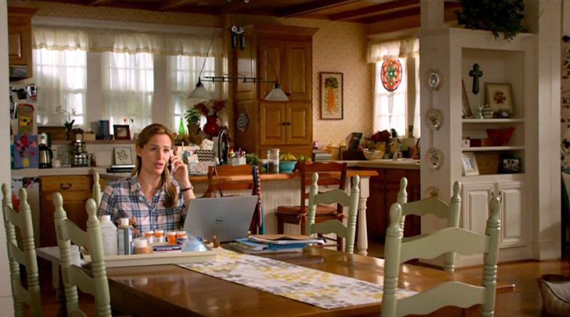 "The Farmhouse in ""Miracles from Heaven"" Movie"