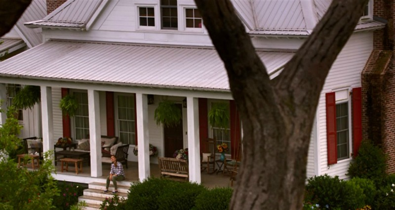 """The Farmhouse in \""""Miracles from Heaven\"""" Movie"""