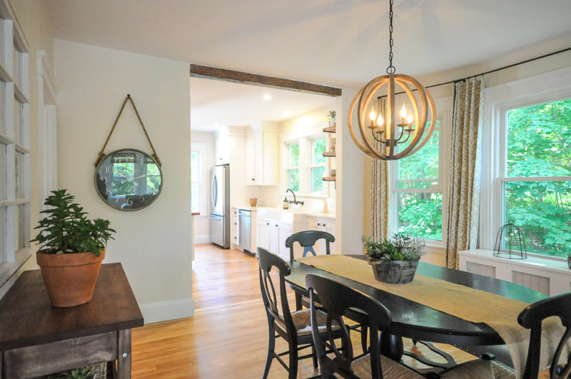 Cherished Bungalow SoPo Cottage Remodel