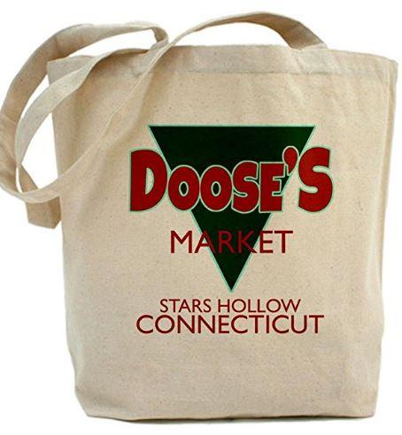 Doosey's Market Stars Hollow Tote