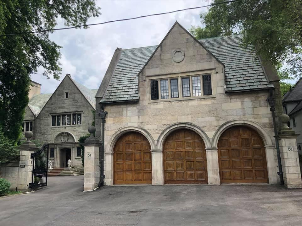 Original Gilmore Mansion Rosedale Toronto Derrick Henry