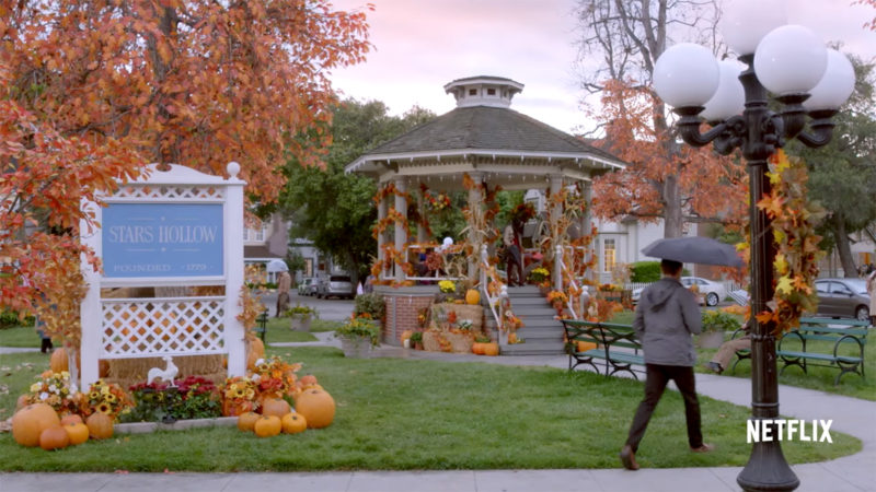 Stars Hollow Gilmore Girls: A Year in the Life - Netflix