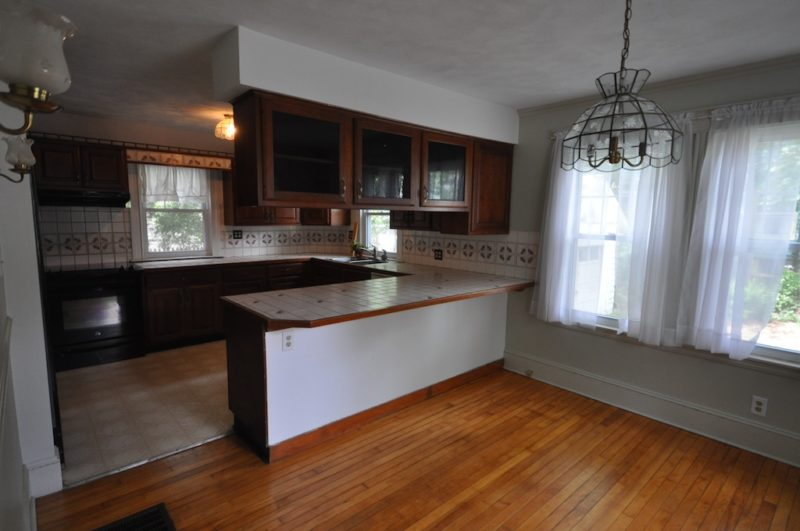 SoPo Cottage Remodel Colonial in Maine BEFORE