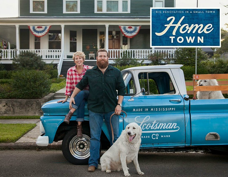 Erin and Ben Napier Home Town HGTV