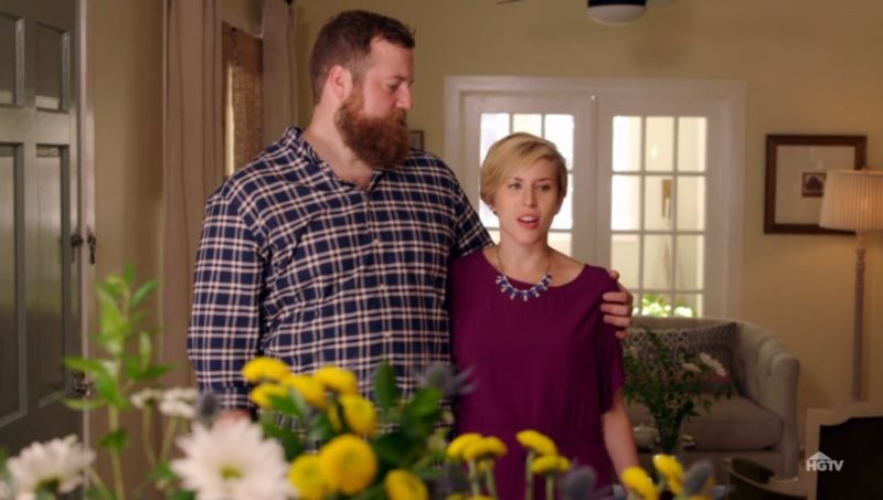 Ben and Erin Napier HGTV Home Town hosts