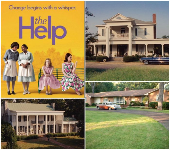The Houses from The Help