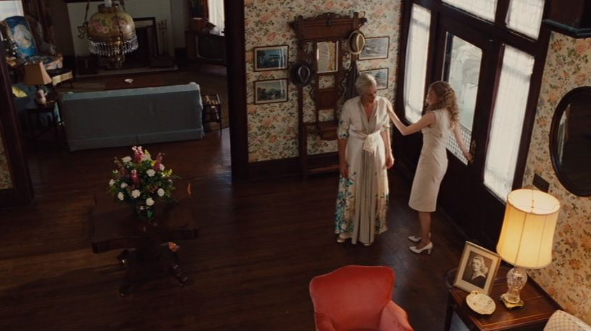 Skeeter's white house in The Help