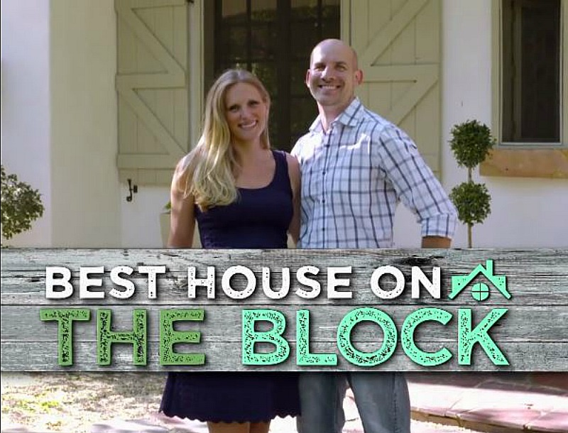 Best House on the Block HGTV Lauren and David Liess
