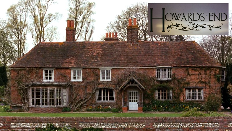 Howards End movie house Peppard Cottage